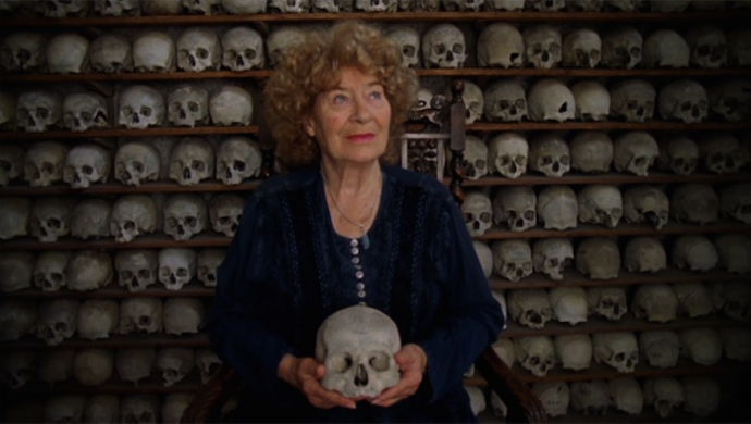 Shirley Collins 'Death And The Lady' by Nick Abrahams