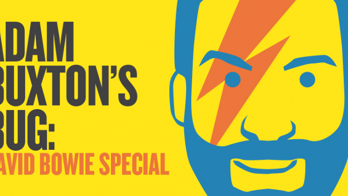Buxton heads to LA with BUG Bowie special on Nov 16