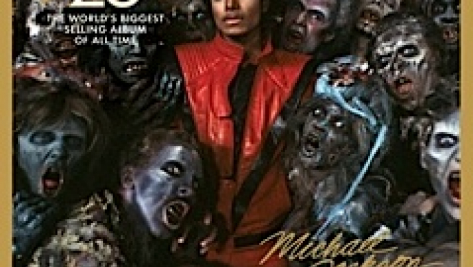 "Landis sues Jacko over Thriller ""profits"""