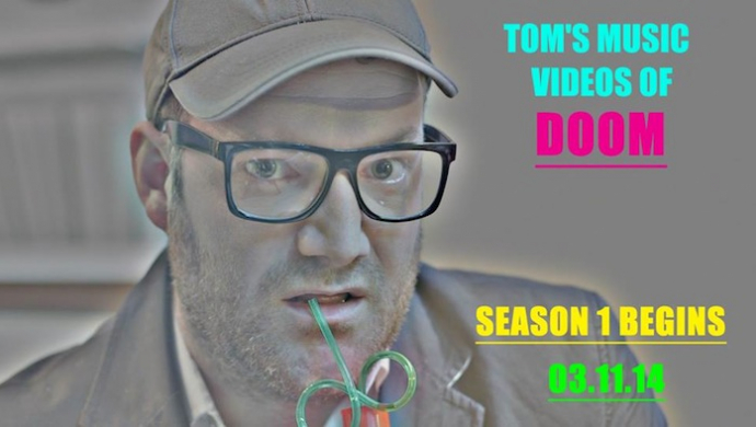 Tom's Music Videos Of Doom - the first music video industry sitcom?