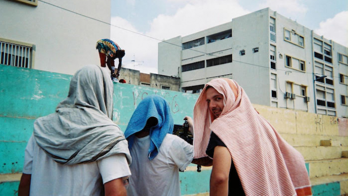 Adriaan Louw on making 4 videos for Major Lazer's African project