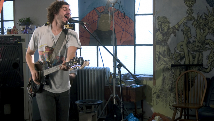 White Denim's All You Really Have To Do by Elliot Jokelson