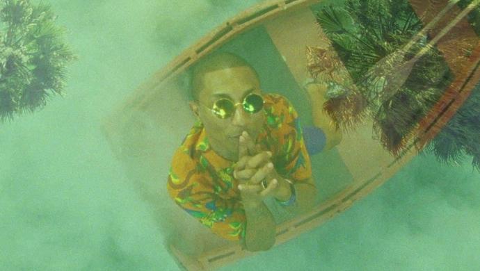 Calvin Harris Ft. Pharrell, Katy Perry, Big Sean 'Feels' by Emil Nava