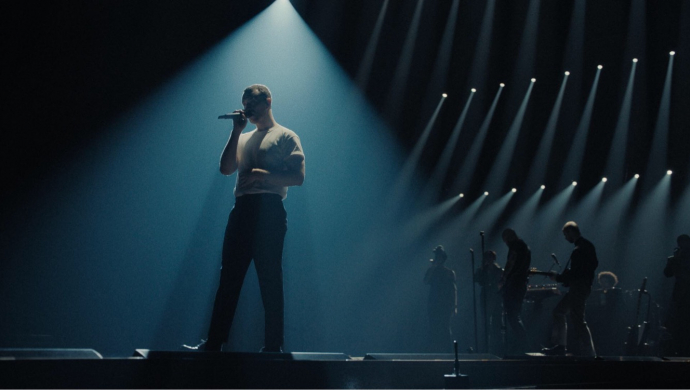 Sam Smith 'The Thrill Of It All World Tour' trailer by James Barber