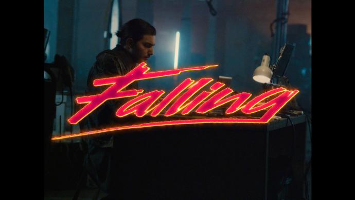 Alesso 'Falling' by Henrik Hanson
