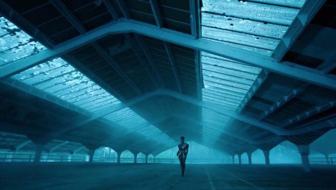 Jennifer Hudson 'Remember Me' by Emil Nava