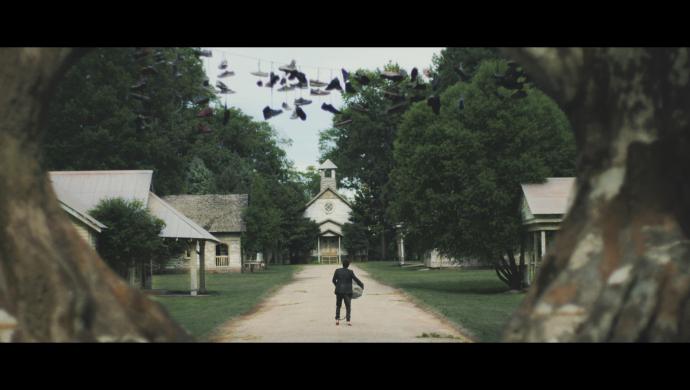 KAIS 'Ain't Goin' Nowhere' by Richard Paris Wilson