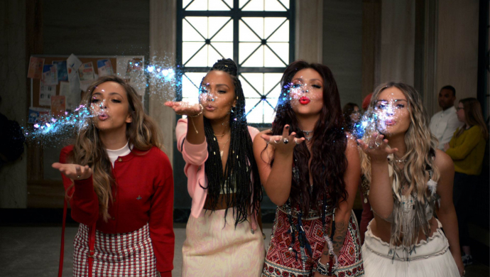 Little Mix 'Black Magic' by Director X