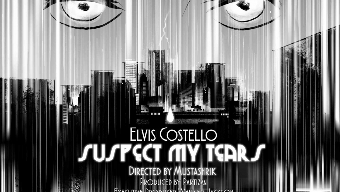 Elvis Costello 'Suspect My Tears' by Mustashrik