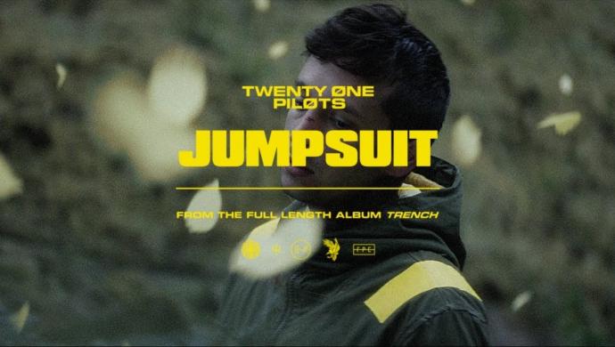 Twenty One Pilots 'Jumpsuit' by Andrew Donoho