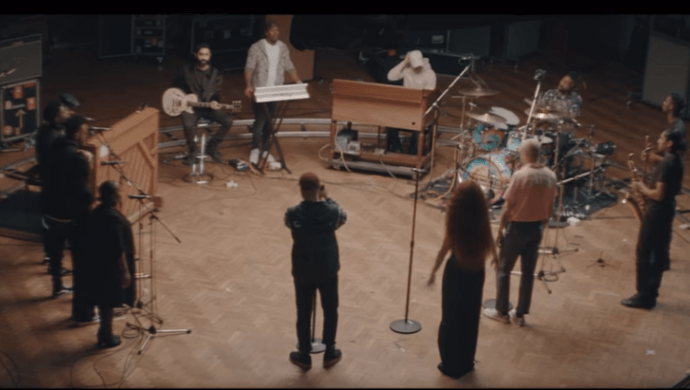 Rudimental ft Macklemore, Jess Glynne & Dan Caplen 'These Days' (Live at Abbey Road Studios) by Dan Massie