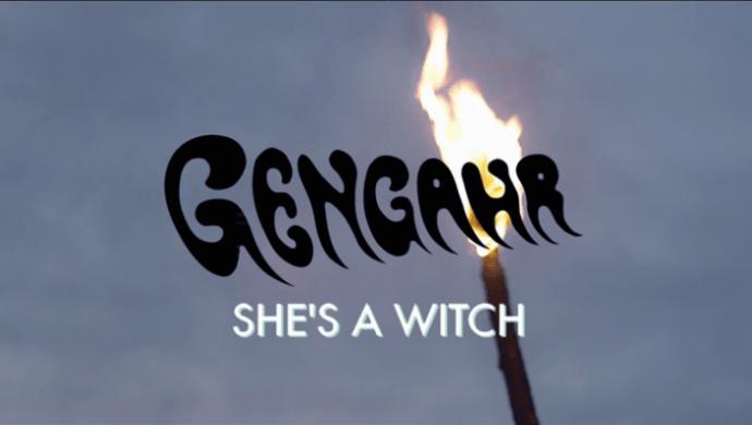 Gengahr 'She's A Witch' by Balint Revesz & Ruben Woodin Dechamps