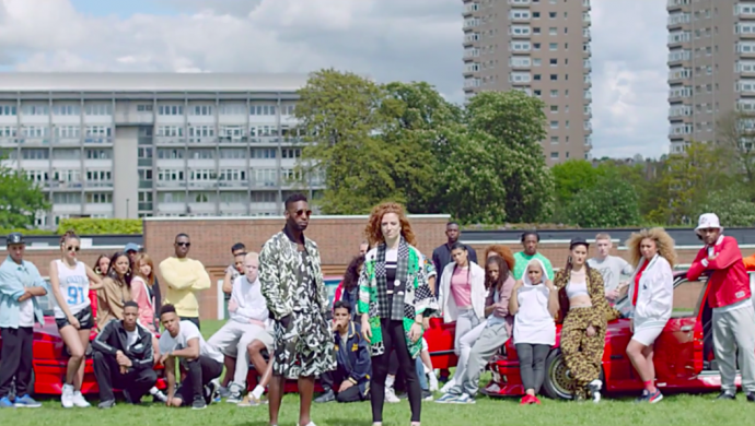 Tinie Tempah ft Jess Glynne 'Not Letting Go' by Charlie Robins And Joe Alexander