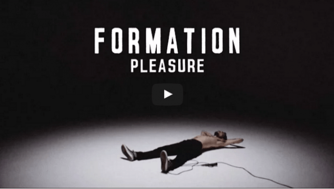 Formation 'Pleasure' by Jackson Ducasse and Matt Ritson