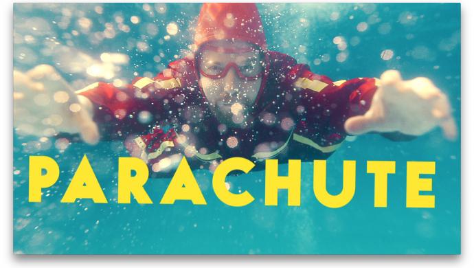 Kaiser Chiefs 'Parachute' by Ed Sayers