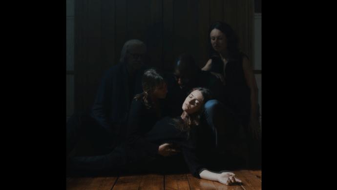 Grandbrothers 'Bloodflow' by Hugo Jenkins