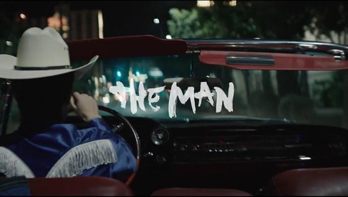 The Killers 'The Man' by Tim Mattia