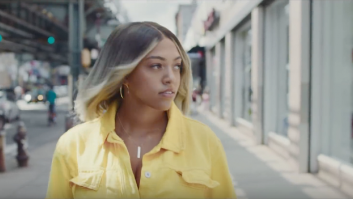 Mahalia 'Surprise Me' by Andre Muir
