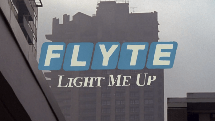 Flyte 'Light Me Up' by Ryan Goodman