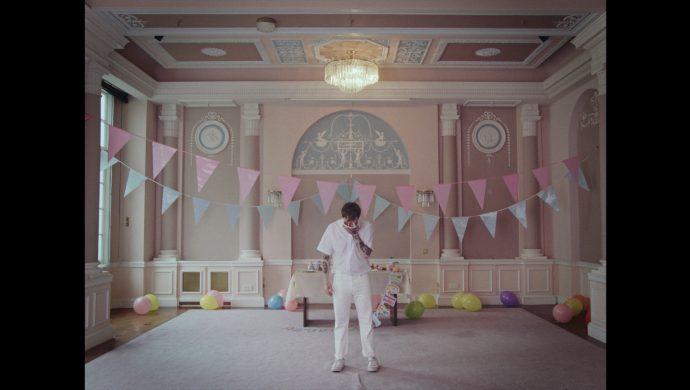 Idles 'Colossus' by Will Hooper