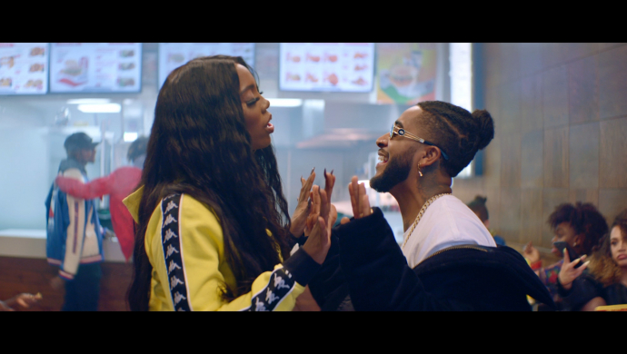 Tiwa Savage ft Omarion 'Get It Now (remix)' by Meji Alabi