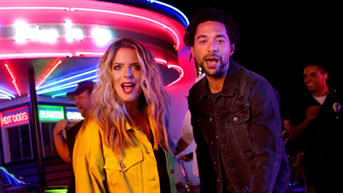The Shires 'Guilty' by Tim Fox