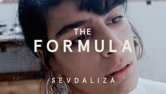 Sevdaliza 'The Formula' by Emmanuel Adjei