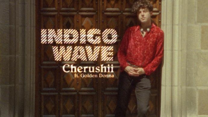 Cherushii ft. Golden Donna 'Indigo Wave' by Ezra Ewen