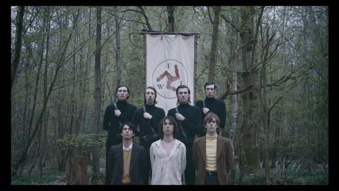 Fat White Family  'When I Leave' by Fiona Godivier