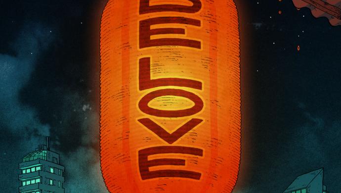 Kris Roche 'Be Love' by Alessandro De Bellegarde
