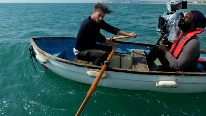Dan Michaelson And The Coastguards 'Bones' by Edward Mantle