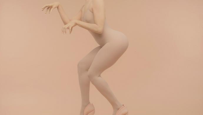Alejandra Simoneta 'The Foot Project' by Maria Guerberof