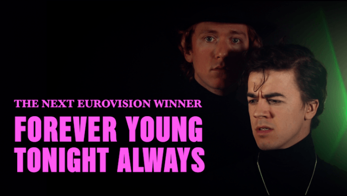 Giants 'Forever Young Tonight Always' by Hunter Allen & Sami Ibrahim