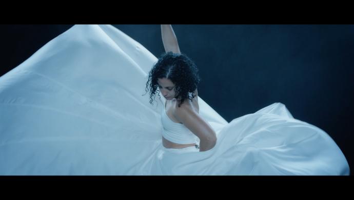 Emel Mathlouthi 'Kaddesh' by Marion Petegnief & Sami Battikh