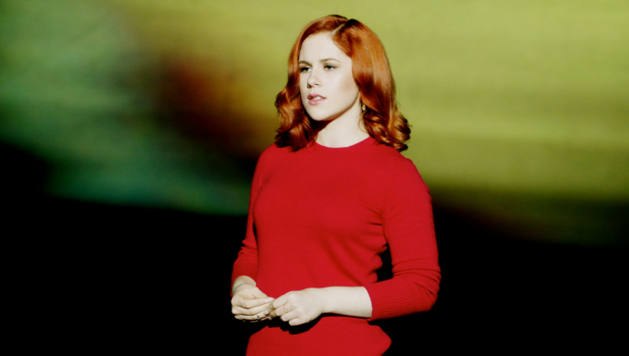Katy B 'Crying For No Reason' by Sophie Muller & Ross McDowell