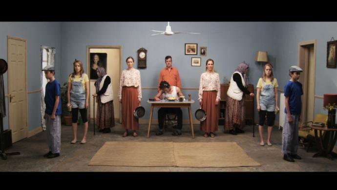 Gilligan Moss 'Choreograph' by Oscar Hudson