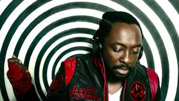 will.i.am ft Eva Simons 'This Is Love' by will.i.am