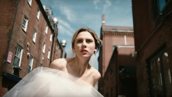 Wolf Alice 'Space and Time' by Brian Petchers & Ellie Rowsell