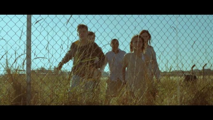 WU LYF 'We Bros' by Sam Pilling