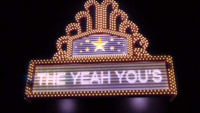 The Yeah Yous' 15 Minutes by Harvey Bertram Brown
