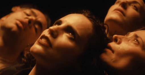 Anna Calvi 'Don't Beat The Girl Out Of My Boy' by William Kennedy
