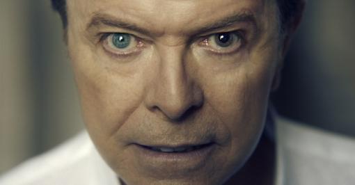 David Bowie 'Valentine's Day' by Indrani & Markus Klinko