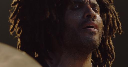 Lenny Kravitz 'Low' by Jean-Baptiste Mondino
