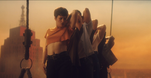 Christine & The Queens 'Girlfriend' by Jordan Bahat