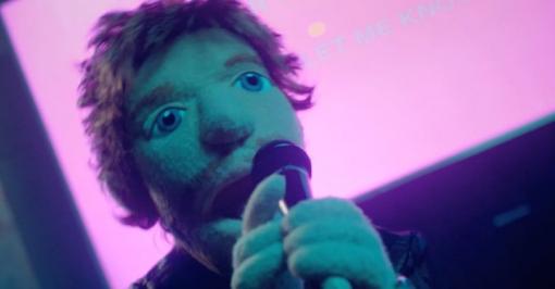 Ed Sheeran 'Sing' by Emil Nava
