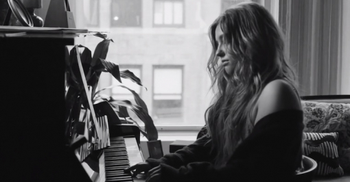 Ella Henderson 'Yours' by James Lees