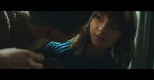 Gabrielle Aplin 'Panic Cord' by Kinga Burza