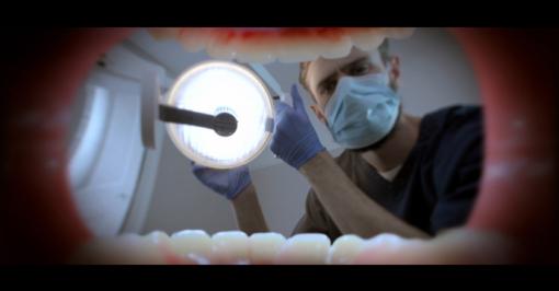 Edward Scissortongue 'Teeth' by Paul Reson