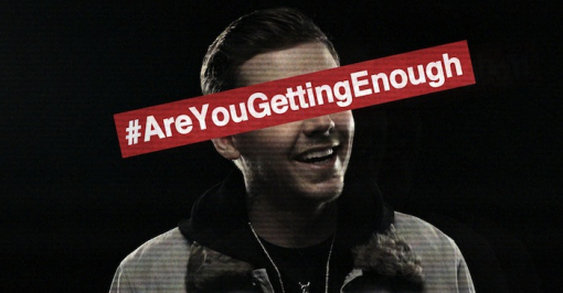 Professor Green ft Miles Kane 'Are You Getting Enough?' by Henry Scholfield