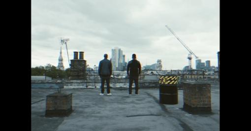 Ill Blu ft. Jake Isaac 'Fall Out' by Scott Altman